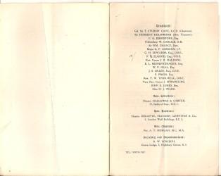 Annual Report 1921 - 2