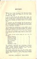 Annual Report 1922 - 3