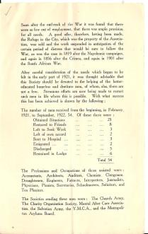 Annual Report 1922 - 7