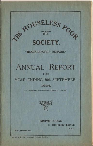 Annual Report 1924 - 1
